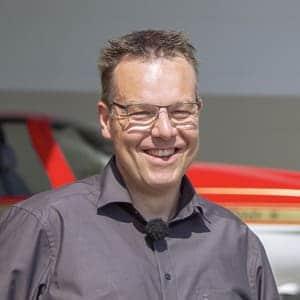 Geschäftsführer Axel Schickling